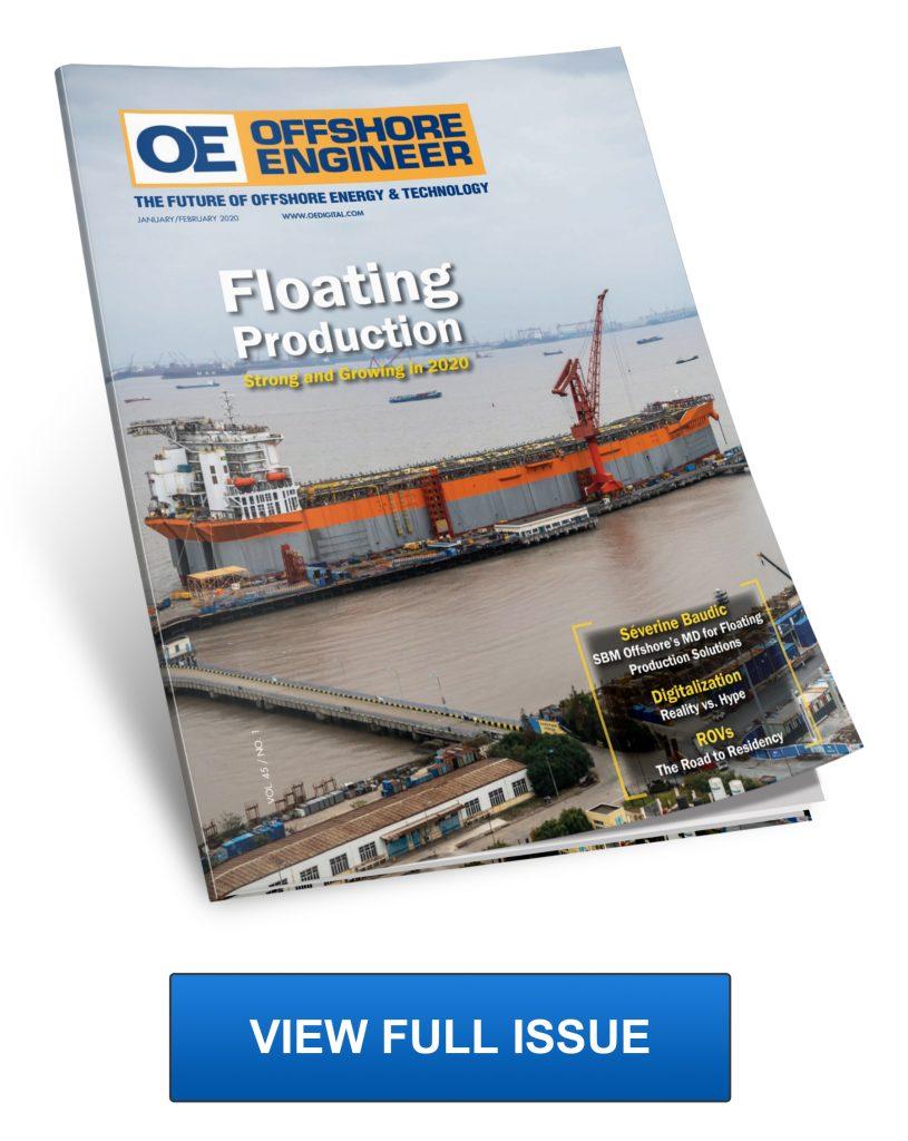 TSB Offshore OE Offshore Engineer Full Magazine Article